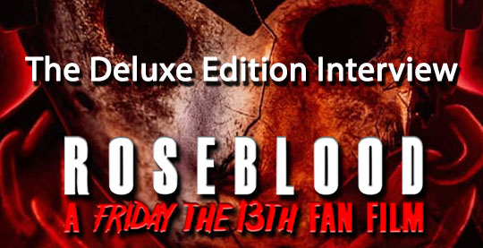 Friday the 13th rose blood movie