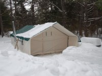 Wall Tents - Canvas Tents - Insulated Wall Tents
