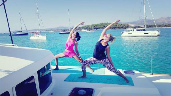 03.09.-10.09.2017 Yoga-Sailing, Cagliari Sardinien 1'870.-€ All-inkl.