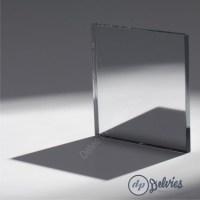 Mirrored plexiglass  Revtements modernes du toit