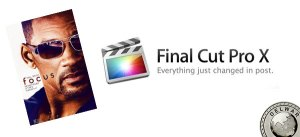 Final Cut Pro X - Focus Will Smith