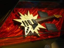 L'instrument de scène du guitariste d'Abba