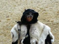 Le loup !!! Bouhhhh !