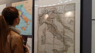 Les immigrés venaient de diverses régions d'Italie, en fonction des périodes.