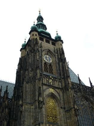 Le château de Prague