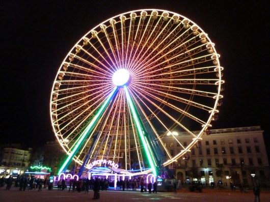 Grande roue Lyon