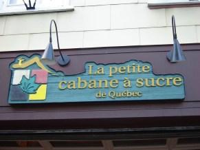 Un restaurant au nom typique