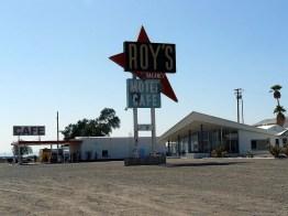 """Le Roy's, à Amboy, a accueilli Brad Pitt pour le film """"Kalifornia""""."""