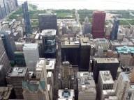 Du haut de la Willis Tower.