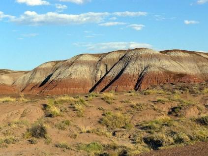 Painted Desert offre un spectacle époustouflant.