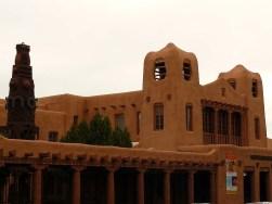 A Santa Fe, on sent toute l'influence espagnole.