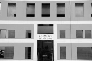 Galerie d'art à Confluence.