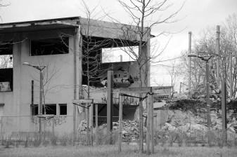 Friches industrielles.