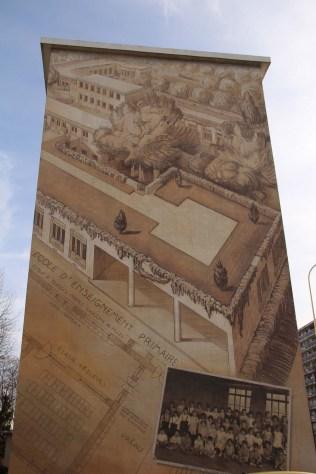 Tony Garnier avait imaginé une école mixte dès la fin du XIXe siècle.