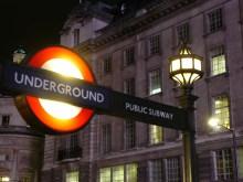 La station de métro de Piccadilly Circus.