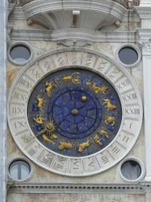 Détail de la basilique Saint-Marc.