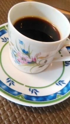Le café pour Monsieur...