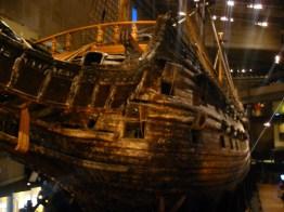 Le Vasa de face.