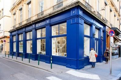 Boutique Respiro Lyon.