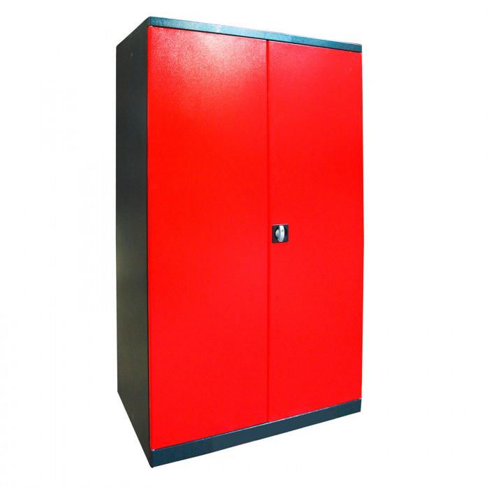 armoire d atelier metallique xxl 1100 x 1920 x 580 mm