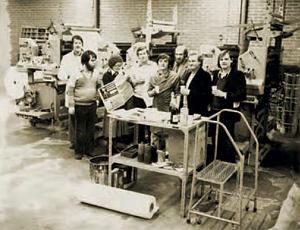 1979, het eerste nummer van De Hoogstraatse Gazet rolt van de persen