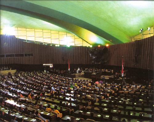 Indonesian Parliamentary Session (Image via Wikipedia)