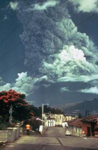 1974 Eruption of Fuego