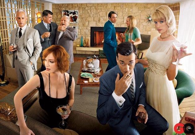 Mad Men Season 6 Premier on AMC