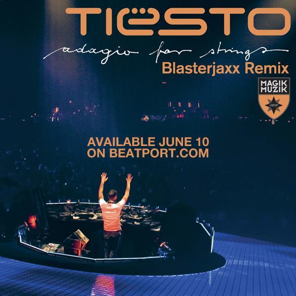 Tiesto - Adagio For Strings (Blasterjaxx Remix)
