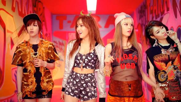 T-ARA N4 Jeon Won Diary