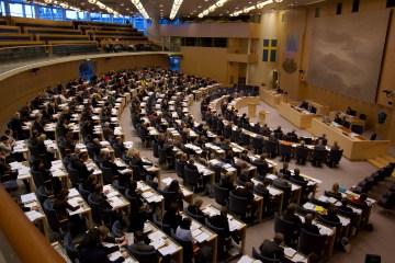 Sweden Riksdag