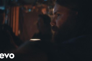 "Country music video from Chris Stapleton's ""Fire Away"" country music video nominated by the Country Music Association Award for Music Video of the Year. Music video screen capture via YouTube/VEVO."