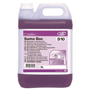 Désinfectant Suma bac D10