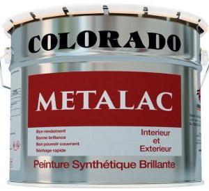 Peinture Colorado Metalac