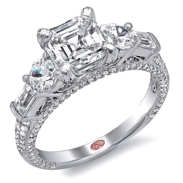 Unique Engagement Rings - DW4875