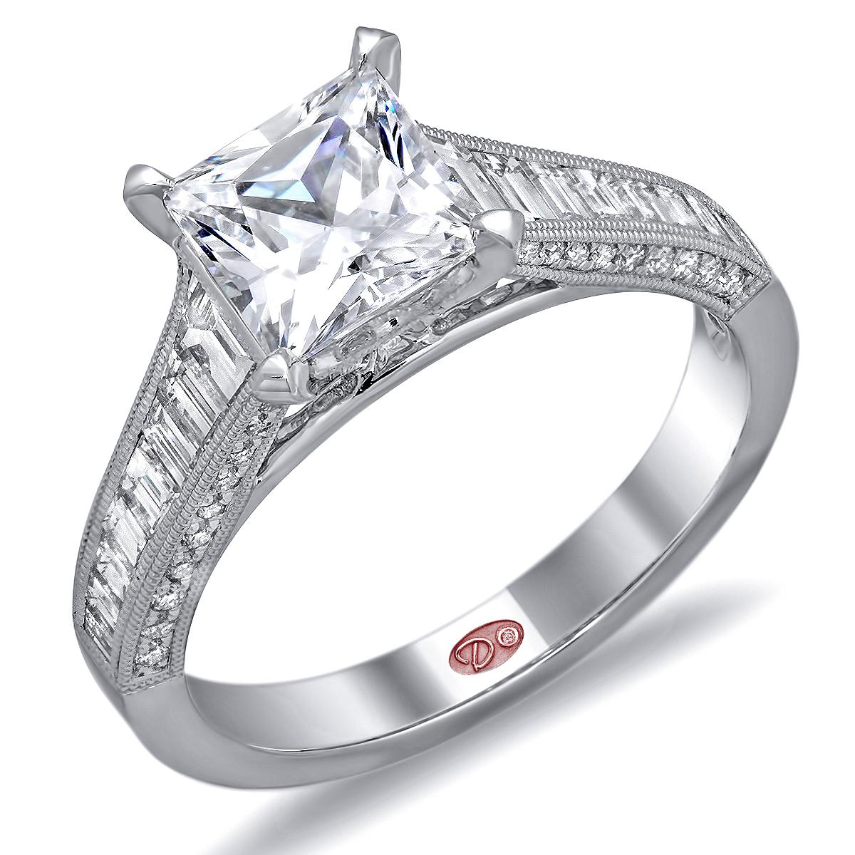 Unique Engagement Rings DW6053