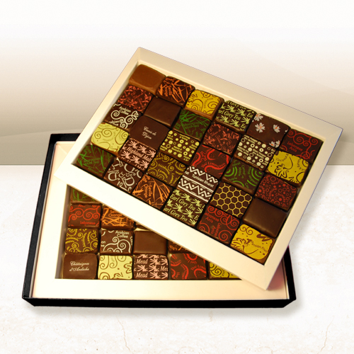 Demarquette Luxury Chocolate Gift Box Of 60 Chocolates