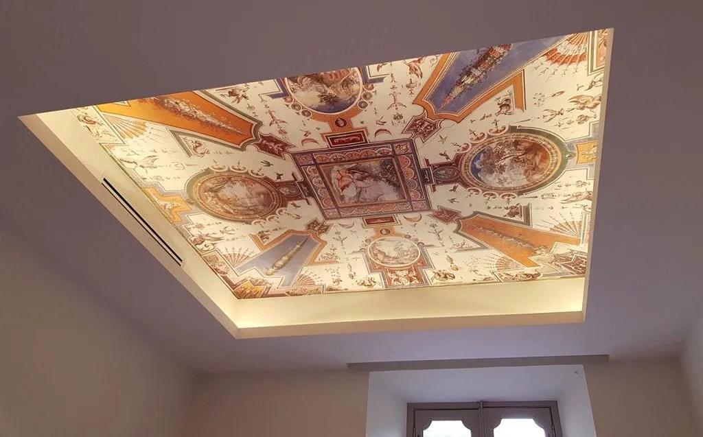 Idee per decorare le pareti di casa il portfolio lavori firmati Demart