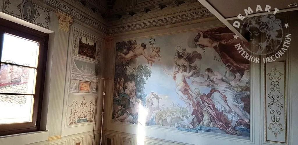 Idee per decorare le pareti di casa il portfolio lavori