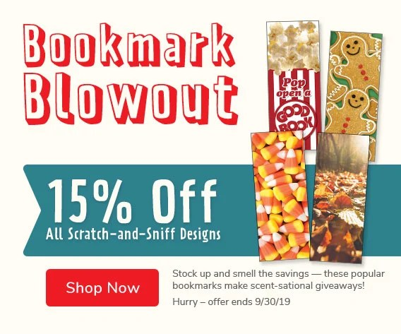 upstart promotions bookmarks posters