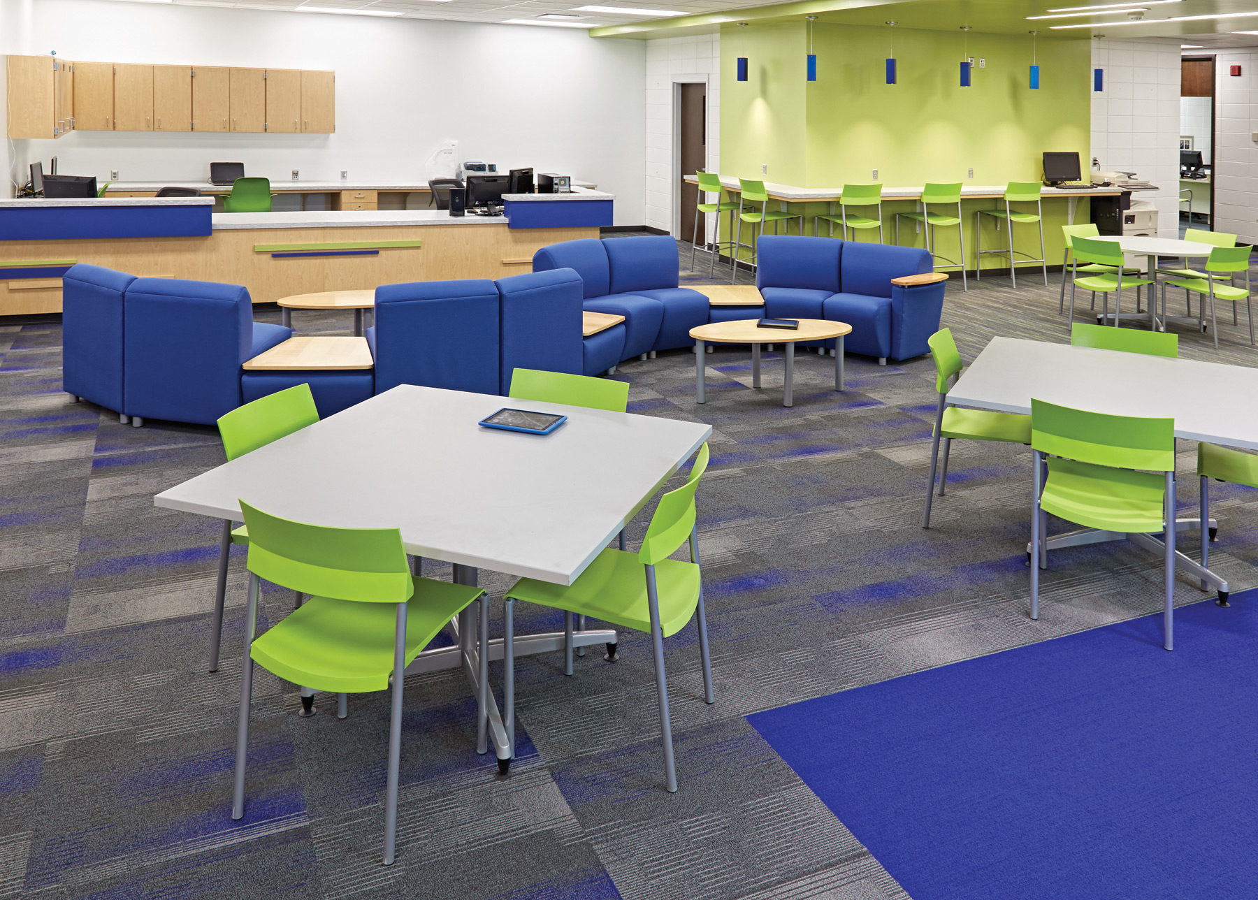 chair design parameters gym reviews uk the new school library transformation inside and out