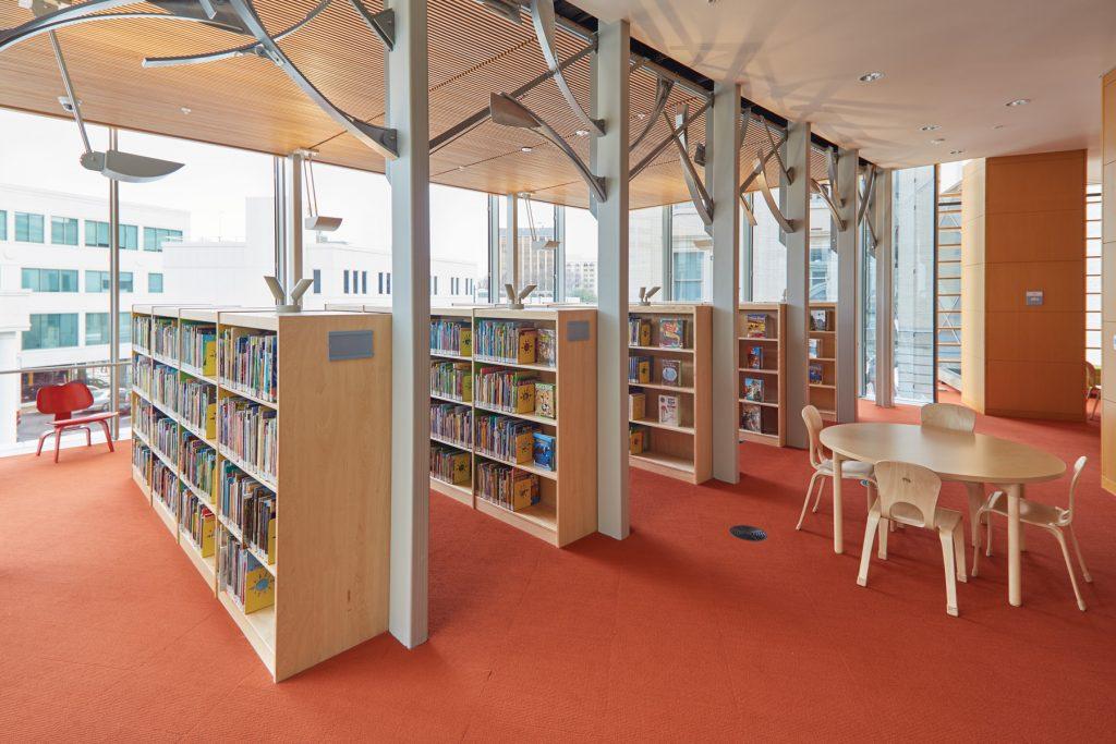 Slover Library VA  httpwwwdemcointeriorscom
