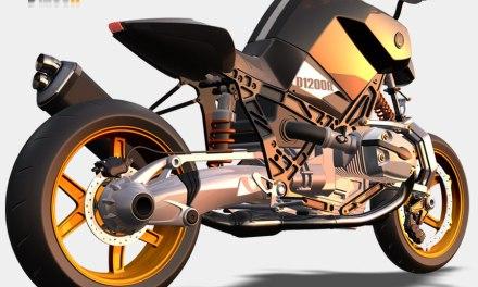 La D1200R un Monstruo de la Motos