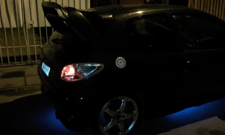 Como colocar luces de Neon en los bajos del automóvil