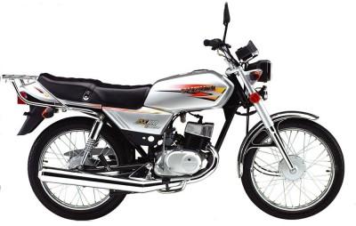 Manual de propietarios y diagrama eléctrico de Suzuki Ax 100