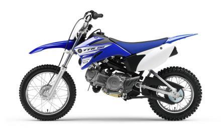 Manual del propietario Yamaha TT R110E