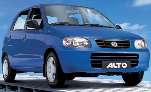 Manual de usuario Suzuki alto año 2010