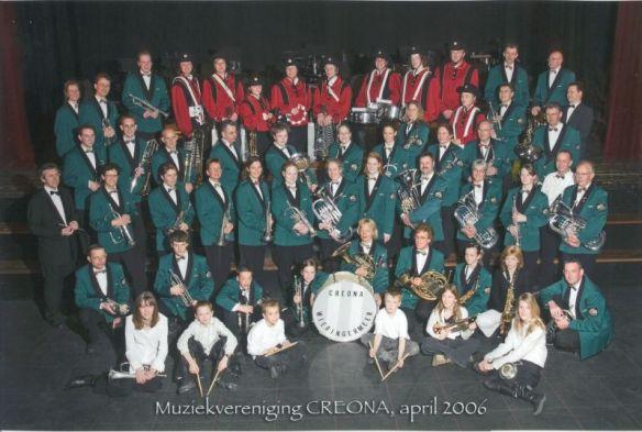 'Creona in 2006' - Foto: Creona.nl