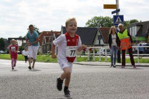 Kermisloop Wieringerwaard (foto Olympiawieringerwaard.nl)