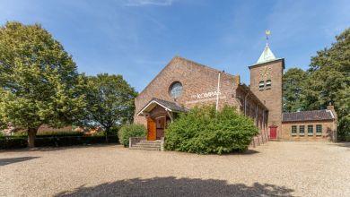 Photo of Seniorenwoningen in voormalige kerk aan de Meeuwstraat